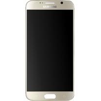 Samsung Galaxy S6 SM-G920F : Ecran Or Vitre + LCD