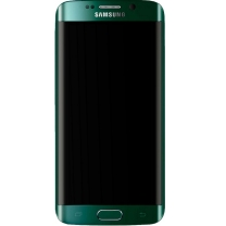 Galaxy S6 Edge SM-G925F : Ecran complet vert emeraude