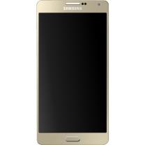 Galaxy A7 SM-A700F : Ecran complet Or (Gold)