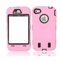 iPhone 5 / 5S / SE : Coque antichocs Rose