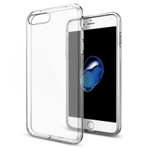 Coque gel transparente souple pour iPhone 7
