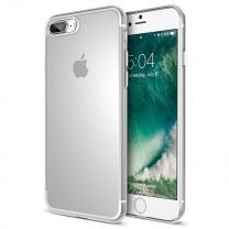 Coque gel transparente souple pour iPhone 7