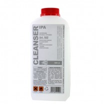 Cleanser iPa 1L - Nettoyant isopropanol carte électronique iPhone, iPad, iPod ou Samsung Galaxy - outil