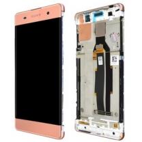 Sony XPERIA XA F3111 : Ecran complet LCD + Vitre tactile Rose
