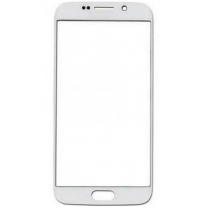 Galaxy S6 SM-G920F : Vitre Blanche de remplacement