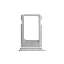 iPhone 7 : Tiroir carte nano sim Argent