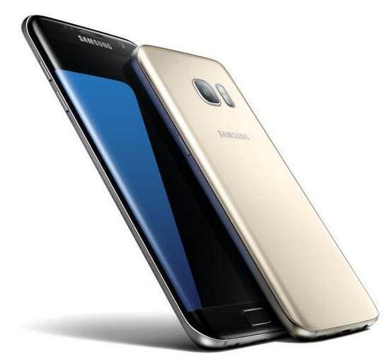 Réparer vitre écran cassé Galaxy S7 edge