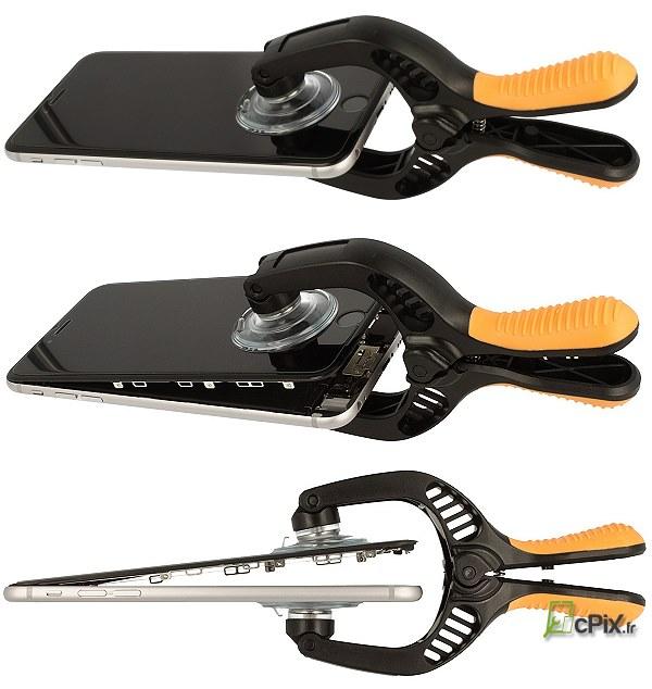 Pince à double ventouses pour démontage iPhone