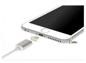 Chargeur magnétique pour iPhone