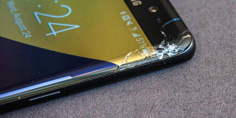 Réparer l'écran cassé du Galaxy S8