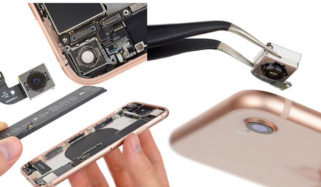 Réparer l'iPhone 8 cassé avec des pièces détachées de qualité et fiables