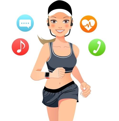 kit main libre Sport sans fil Bluetooh est votre compagnon idéal pour écouter vos chansons préférées durant vos séances d'activités