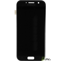 Vitre Ecran Noir Galaxy A5 (2017) SM-A520F, Neuf Original Samsung