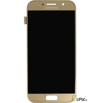 Ecran complet Or Gold Galaxy A5 (2017) SM-A520F
