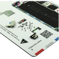 iPhone 7 Plus : Guide magnétique de réparation écran cassé - outillage de réparation