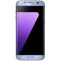 Vitre Écran complet bleu Galaxy S7 EDGE SM-G935F original façade avant