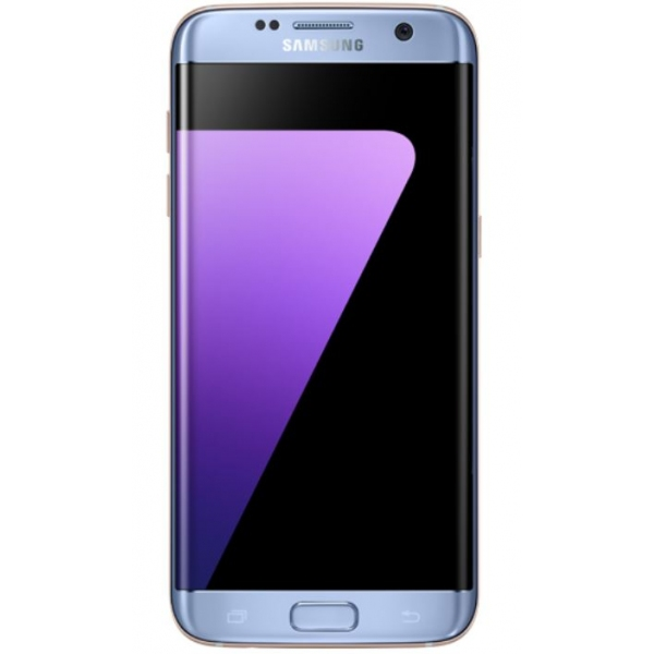 Ecran galaxy s7 edge bleu vitre rechange officiel samsung for Photo ecran galaxy s7