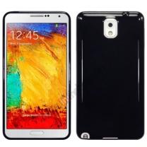 Galaxy Note 3 : Etui en silicone Gel Noir