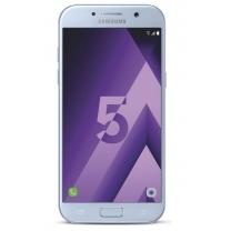 Galaxy A5 (2017) SM-A520F : Vitre Ecran complet Bleu - Officiel Samsung
