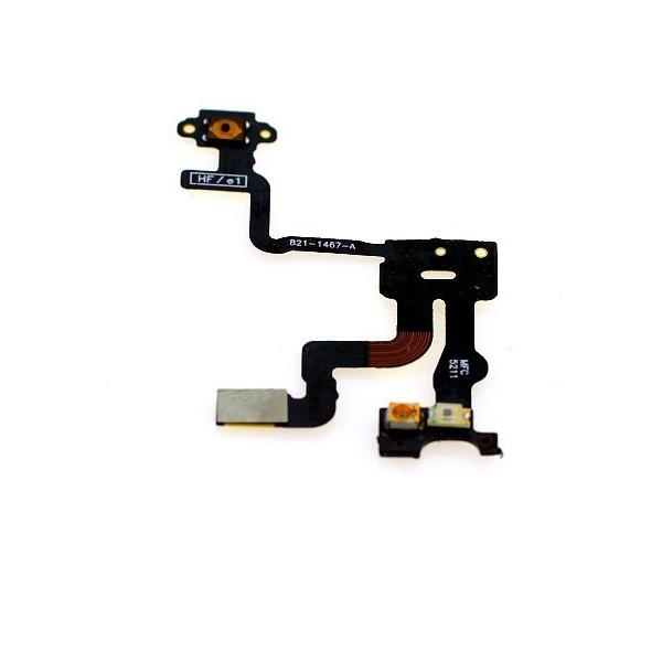 nappe capteur de proximit power pour iphone 4s apple. Black Bedroom Furniture Sets. Home Design Ideas