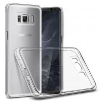 Coque gel transparente pour Galaxy S8 Plus