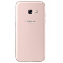 Galaxy A5 (2017) SM-A520F : Vitre arrière Rose