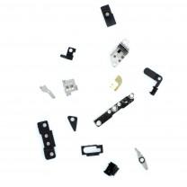 iPhone 4S : Lot de 13 pièces internes pattes de fixations - pièce détachée