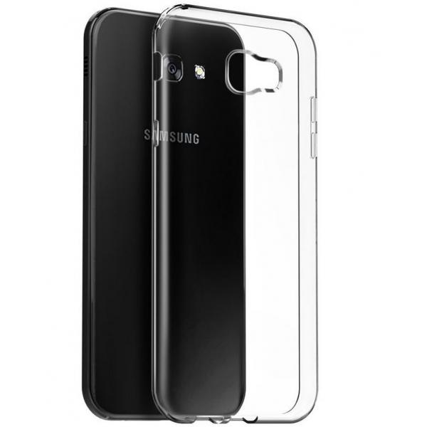 coque en silicone transparente samsung galaxy a5 2017