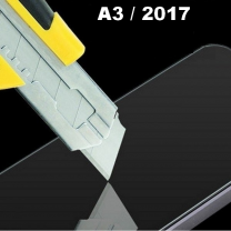 Galaxy A3 SM-A320F : Verre trempé protection. Ultra résistant