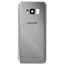 Galaxy S8 SM-G950F : Vitre arrière Argent Polaire