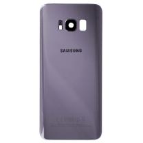 Galaxy S8 SM-G950F : Vitre arrière violette orchidée Samsung Officiel