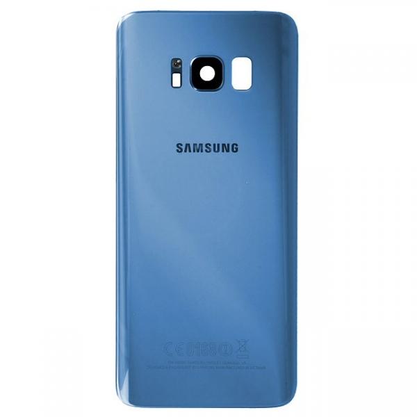s8 samsung coque bleu