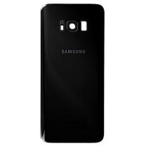Vitre arrière Noire Officielle Samsung Galaxy S8+