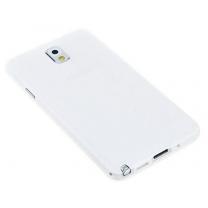 Note 4 SM-N910F : Coque silicone TPU blanc