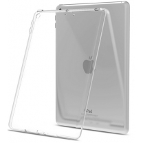 iPad 2 / 3 / 4 : Etui Silicone Gel