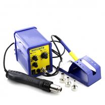 Poste à souder air Chaud et Fer à souder - Rework Station de soudure de qualité- BK878