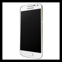Galaxy S4 Mini GT-i9195i Value Edition : Ecran complet Blanc - pièce détachée