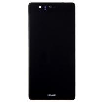 Huawei P9 (EVA - L09) : Complet Ecran Noir LCD + vitre tactile + Châssis assemblés