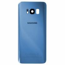 Galaxy S8 Plus SM-G955F : Vitre arrière Bleue - Officiel Samsung