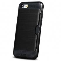 coque antichoc Noire iPhone 6, 6S