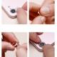 iPhone 7 : Bague de protection lentille photo arrière