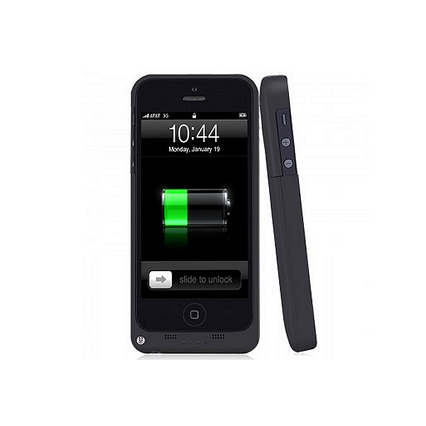 iphone 5 5s coque batterie externe accessoire. Black Bedroom Furniture Sets. Home Design Ideas