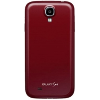 Samsung Galaxy S4 : Cache batterie Rouge