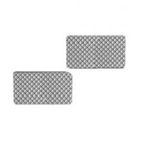 iPhone 4 / 4S : 2 Grilles anti-poussière bas - pièce détachée