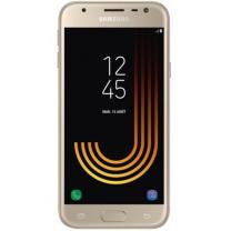 Galaxy J3 2017 (SM-J330F) : Ecran Or Gold + vitre tactile Officiel Samsung