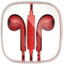 Kit main libre Rouge - accessoire