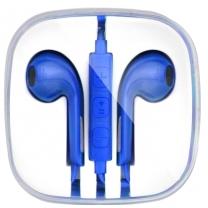 Kit main libre bleu ecouteur iPhone Galaxy - accessoire