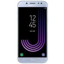 Galaxy J5 2017 (SM-J530F) : Ecran Argent Bleu + vitre tactile. Officiel Samsung