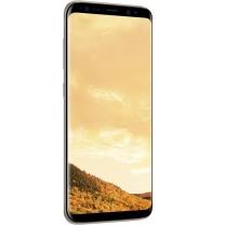 Galaxy S8 SM-G950F : Vitre écran Or Gold. Officiel Samsung