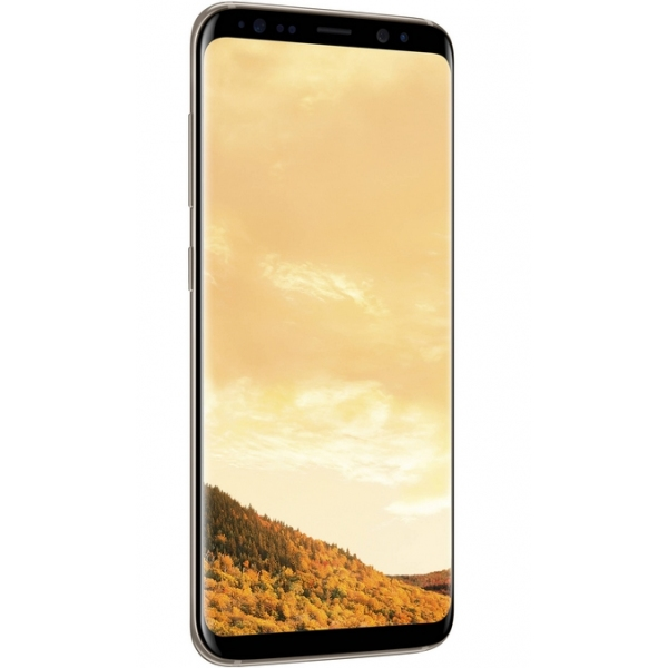 Galaxy S8 SM-G950F : Vitre écran Or Gold. Officiel Samsung